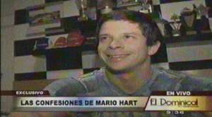 Nataniel Sánchez, Mario Hart