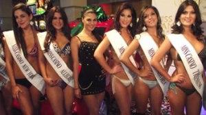 Koky Belaunde, Claudia Abusada, Miss Gaming 2011