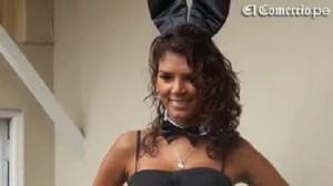 Fiesta Playboy, Tilza Lozano, Thalía Estabridis, Giselle Patrón, Maricris Rubio