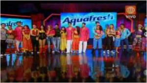 El Gran Show, Erika Villalobos, Anahí de Cárdenas, Renato Bonifaz