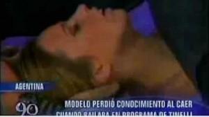Marcelo Tinelli, Rocío Guirao Díaz, Bailando por un sueño