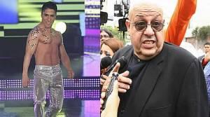 El gran show, Ariel Bracamonte, Ádammo, Juan Carlos Ferrando, Anahí de Cárdenas
