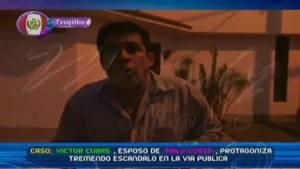 Malu Costa, Víctor Cubas