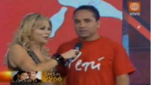 El Gran Show, Gisela Valcárcel, Roberto Martínez, Jean Paul Santamaría