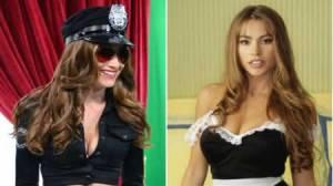 Modern Family, Halloween, Attack of the Show, Sofía Vergara, Candace Bailey