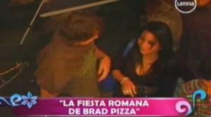 Christian Thorsen, Mónica Sánchez, Amor Amor Amor, Lima, Perú, Fiesta Romana, Rodrigo Gonzáles