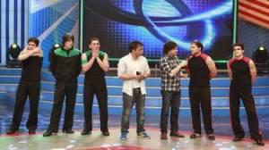 Amigos y rivales, El último pasajero, Combate, Raúl Romero, Gian Piero Díaz, Adolfo Aguilar, Renzo Shuller