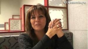 Abencia Meza, Dina Páucar, Alicia Delgado, Mario Testino