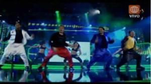 Reyes del show, Grupo 5, Televisión, Gisela Valcárcel