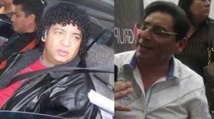 Carlos Álvarez, Jorge Benavides, Carlos Vílchez