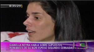 Gianella Neyra, Cristian Rivero, Segundo Cernadas