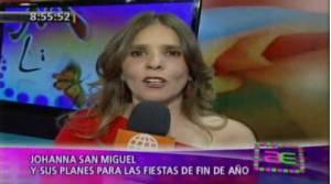Lima Limón, Johanna San Miguel