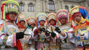¡Q' Viva! The Chosen, Asociación Cultural Yawar Chicchi, Bettina Onetto, Shantall Onetto, Pedro Ibáñez.