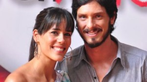 Gianella Neyra, Christian Rivero