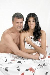 Diego Bertie, Gianella Neyra, Osvaldo Cattone