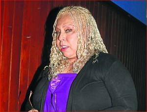Lucía de la Cruz , Luisito Caycho