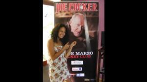 Joe Cocker , Adalí Montero
