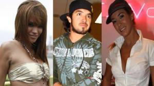 Claudio Pizarro , Juan Manuel Vargas , Giselle Patrón
