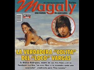 Tilsa Lozano,  Juan Vargas