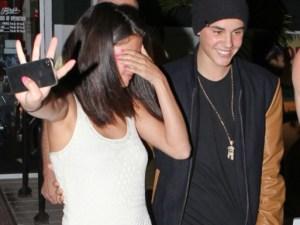 Selena Gómez , Justin Bieber