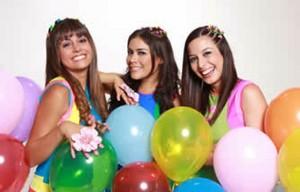 Tropa de diversión , Valeria Bringas , Natalia Salas , Kukuli Morante