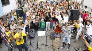 Sabor y control , Televisión , Salsa a la Calle 3 , Bruno Macher