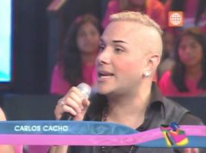 Carlos Cacho , Ernesto Pimentel , Magaly Medina, Súper Sábado
