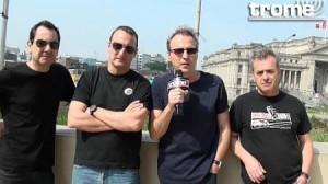 Hombres G , conciertos , grupo de rock español , David Summers