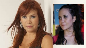 Magaly TeVe , Magaly Medina , Lucía Oxenford
