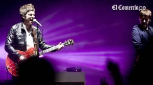 Oasis , Conciertos 2012 , Noel Gallagher