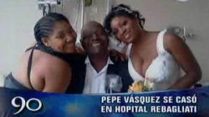 Pepe Vásquez , Deyanira Vásquez