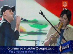 Lucho Quequezana , Gian Marco , Operación Triunfo , Videos de Espectáculos
