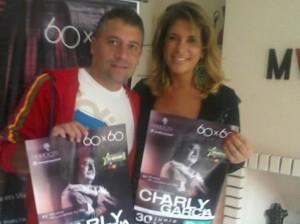 Paula Marijuán , Mathías Brivio , Video del Día , Videos de Espectáculos , Charly García