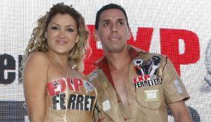 matrimonio , farándula peruana , romance , Expo Ferretera , Miguel Rebosio , Michelle Soifer