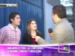 Nataniel Sánchez , Erick Elera , Videos de Espectáculos , Al Fondo Hay Sitio