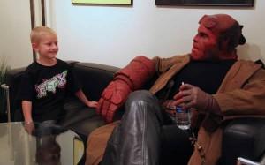 Cine, Cómics, Hellboy, Ron Perlman, Cine