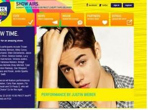 Teen Choice Awards 2012 , Justin Bieber , Videos de Espectáculos , Videos del Día , Michael Jackson
