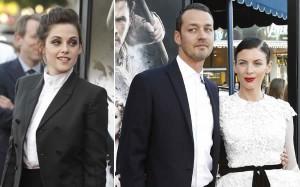 Cine, Hollywood, Famosos en Twitter, Robert Pattinson, Kristen Stewart, Rupert Sanders, Liberty Ross, Cine