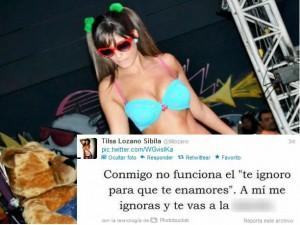 Tilsa Lozano , Twitter , Juan Vargas, amor, Loco Vargas,misterio, amoroso, Vengadoras