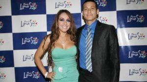 hijo , farándula peruana , divorcio , Marco Ruiz , Dorita Orbegoso , Luigi Carbajal