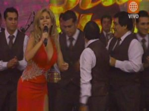 Gisela Valcárcel , El Gran Show , América Televisión , Videos de Espectáculos , Hermanos Yaipén