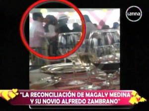 Magaly Medina , Alfredo Zambrano , Videos de Espectáculos , Frecuencia Latina , Amor Amor Amor