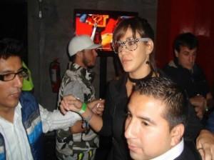 Tilsa Lozano , Discoteca Centrica , Real Plaza Centro Cívico , Sabor