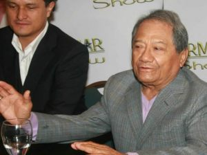 Armando Manzanero , Conciertos en Lima , Gian Marco Zignago , Augusto Polo Campos