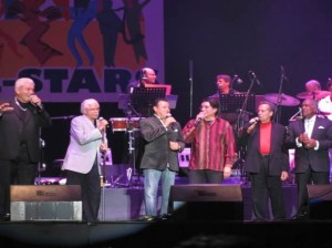Fania All Stars , Johnny Pacheco , Papo Lucca , Estadio Nacional