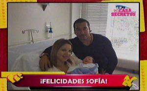 Amor Amor Amor, Embarazos de famosos, Televisión, Sofía Franco, Rodrigo González, Álvaro Paz de la Barra, Televisión