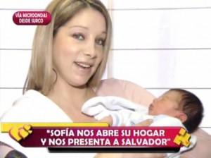 Sofía Franco , Videos de Espectáculos , Frecuencia Latina , Amor Amor Amor , Álvaro Paz de la Barra