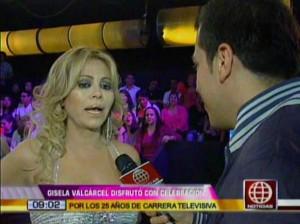 Gisela Valcárcel , El Gran Show , Videos de Espectáculos , América Espectáculos , América TV , Magaly Medina