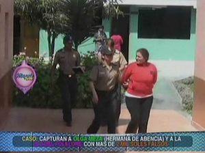 Abencia Meza , Olga Meza , Herica Gamarra , Magaly TeVe , Videos de Espectáculos