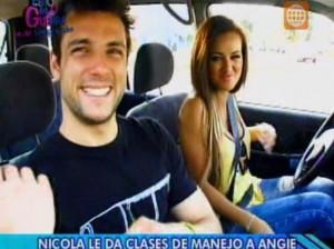 Esto es Guerra , Angie Arizaga , Nicola Porcella , Videos de Espectáculos